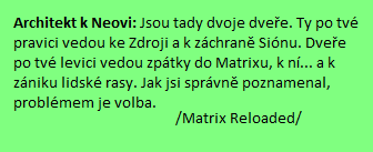 matrix architekt