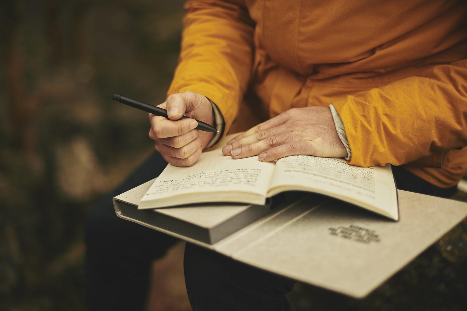 odstartujte svoji knihu – jak na popisy
